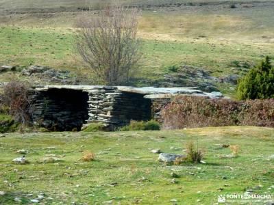 Hayedo Tejera Negra; rutas en la pedriza viajes trekking la horizontal ruta cercedilla